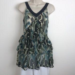 Kimchi Blue size XS lined blouse/dress